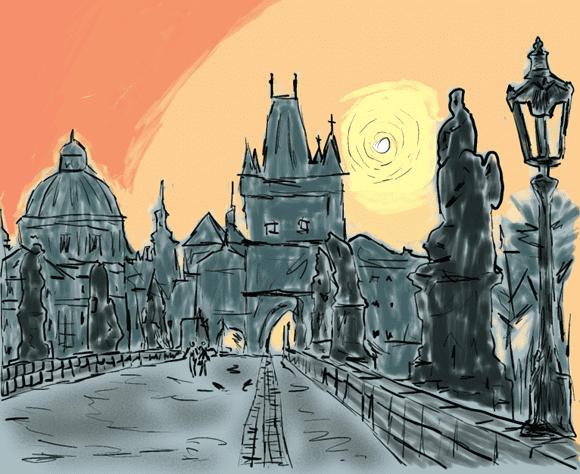 Teaching english in Prague