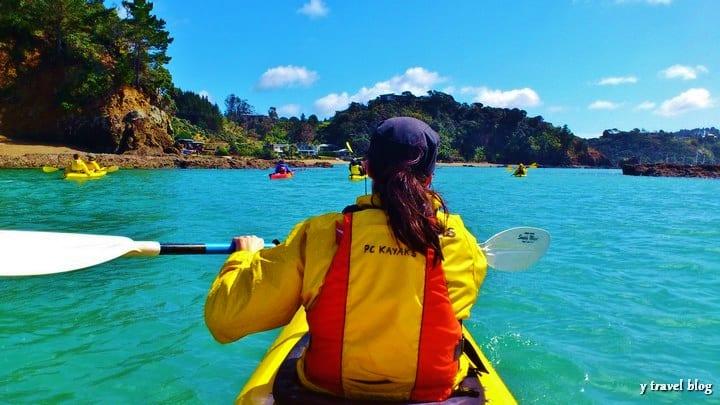 Photo - Sea Kayaking New Zealand