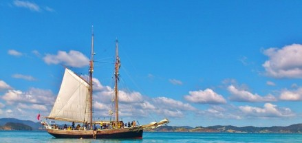 Photo - sailing bay of islands new zealand