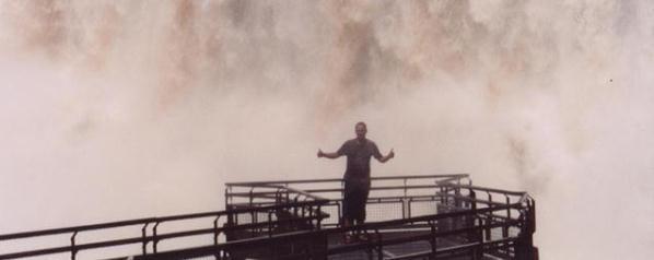 Iguazu Falls - Salto Bosetti