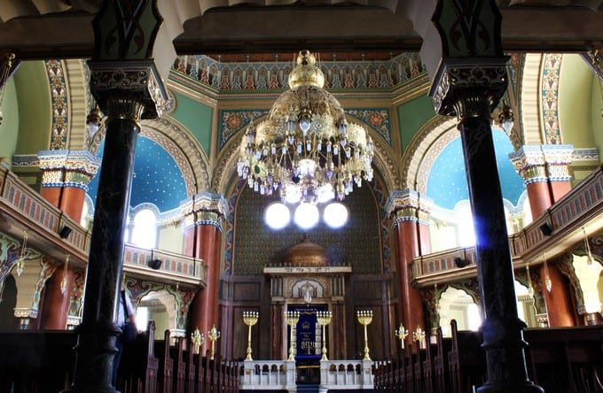 Synagoga Sofia Bulgaria web