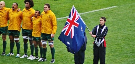 Rugby world cup in new zealand