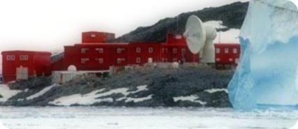 research base in Antarctica