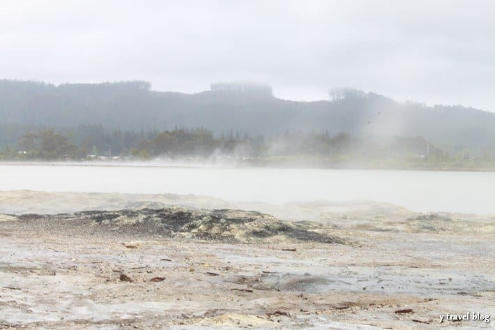 Rotorua – Something Special About This Evil Smelly Place