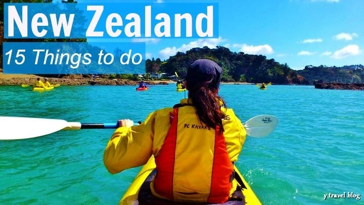 15 Things To Do On New Zealand's North Island
