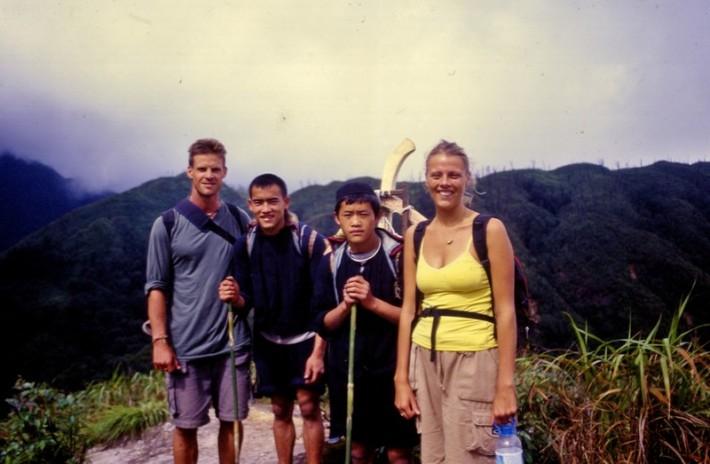 Climbing Mt Fansipan Sapa Vietnam