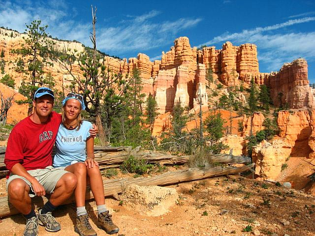 bryce canyon national park singles & personals Our bryce canyon course starts at the coyote hollow trailhead and jumps onto some single  being on the same plateau as bryce canyon national park you will be.
