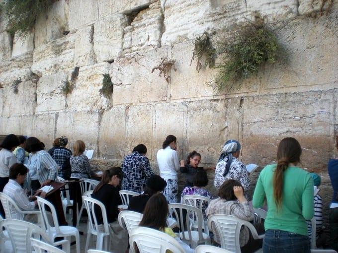 the western wall israel