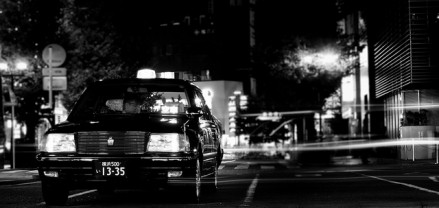 conversations in a taxi cab