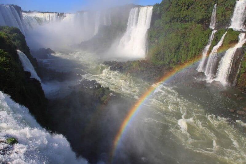 iguazu falls argentina brazil south america (2)