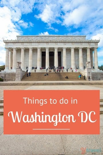 Insiders guide for Washington DC. Best museums, and attractions, where to eat, drink, sleep and how to get around