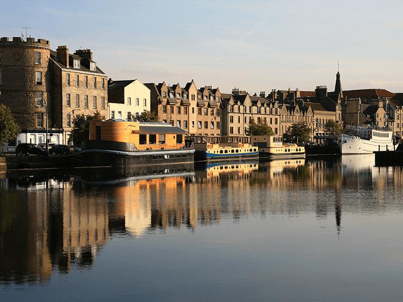 Neighborhoods in Edinburgh