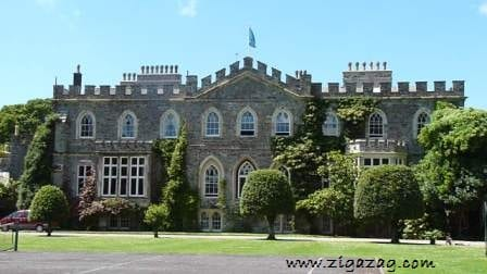 Hartland Abbey, North Devon