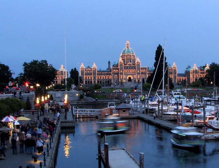 What to do in Victoria, BC