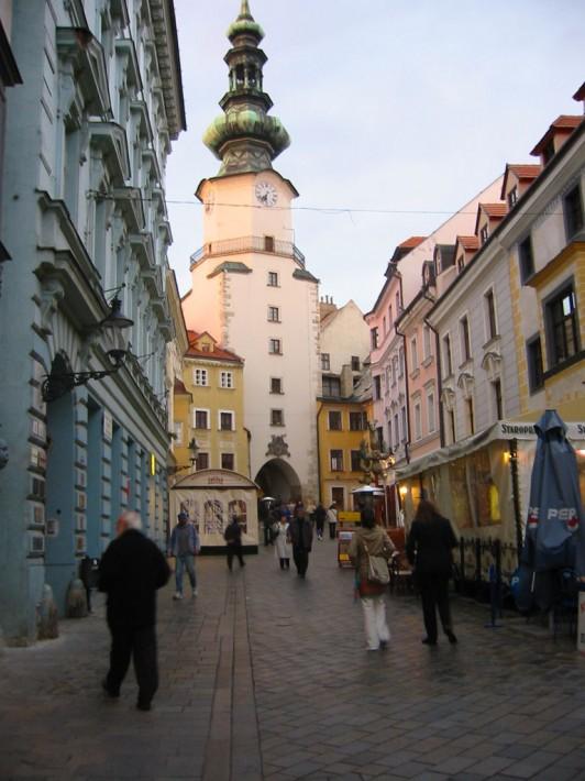 travel to Eastern Europe Prague