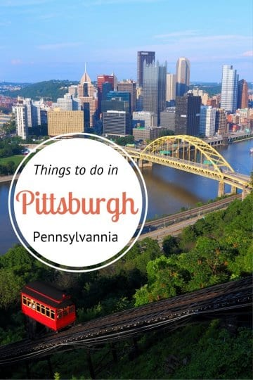 Insiders guide to Pittsburgh - where to eat, sleep, drink, shop, explore and much more on the blog!