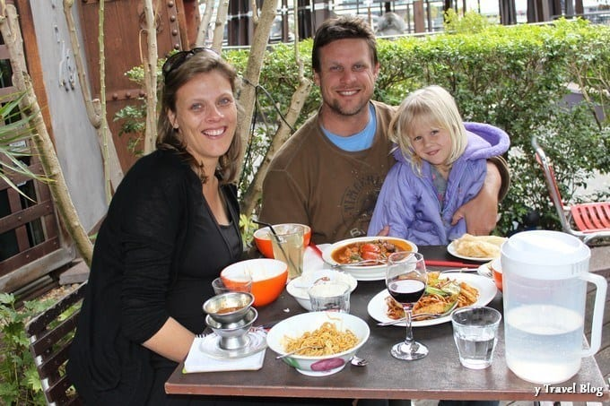 Eat in Sydney