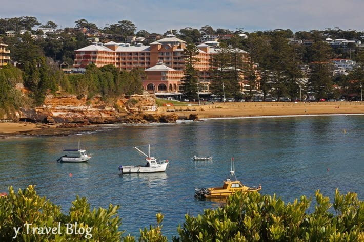 Crowne Plaza Hotel Terrigal