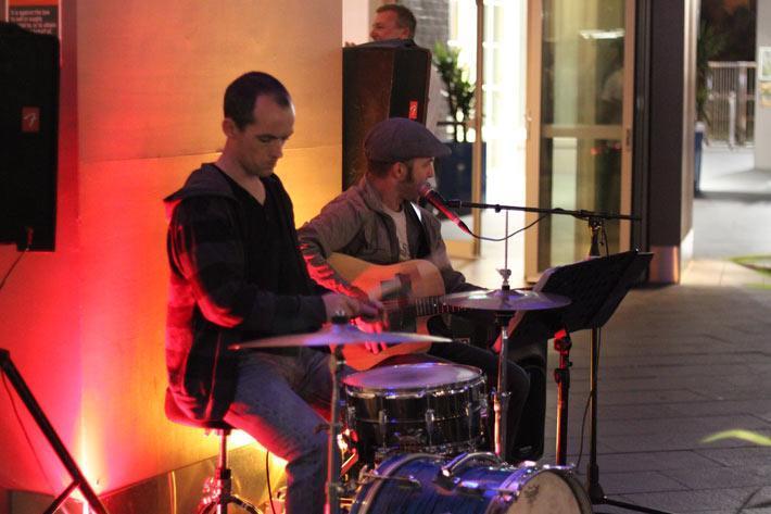 Live music Florida Beach Bar Terrigal