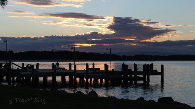 Port Macquarie sunset