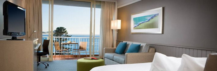 Ocean room Crowne Plaza Terrigal