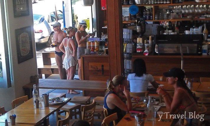 Speedos Cafe Bondi