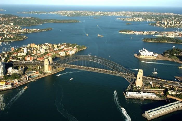 Pont du port de Sydney