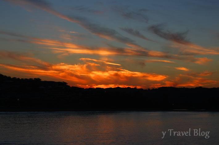 Terrigal sunset