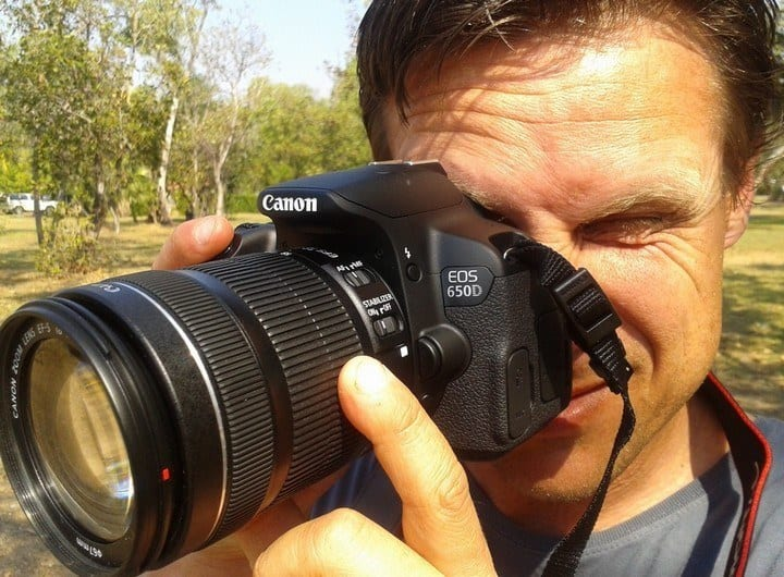Canon EOS 650D - My Test Drive on a 6 Day Photo Safari in Australia