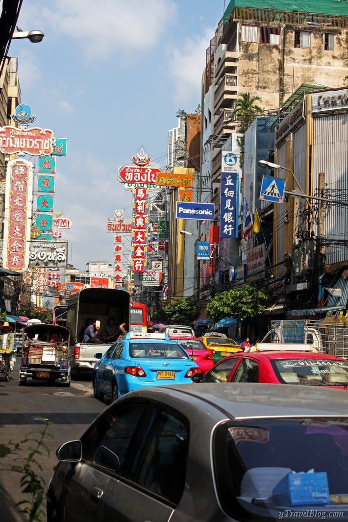 how to get to chinatown bangkok