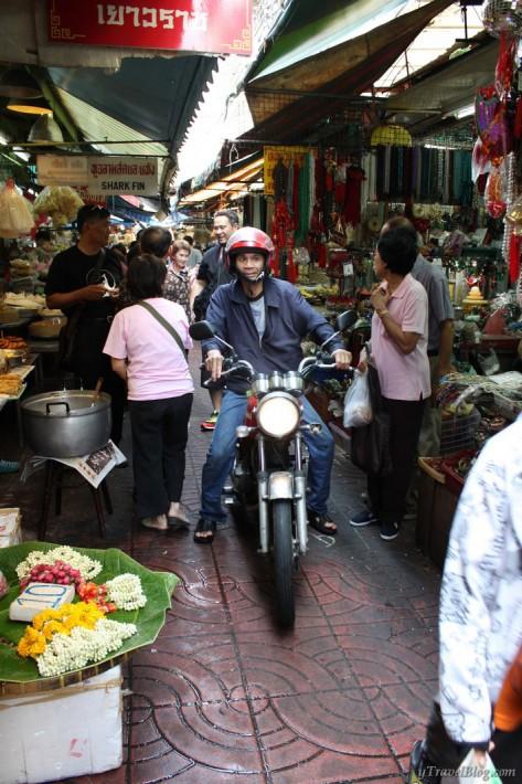 Chinatown Bangkok food stall