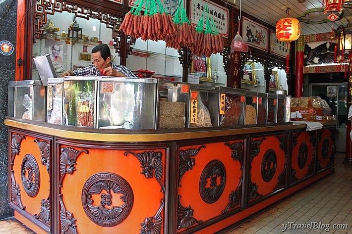 Chinese medicine Chinatown Bangkok
