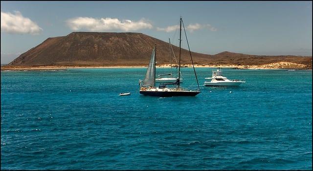 Island of Lobos Fuerteventura