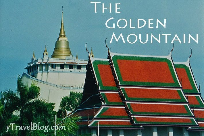 The Golden Mountain Bangkok