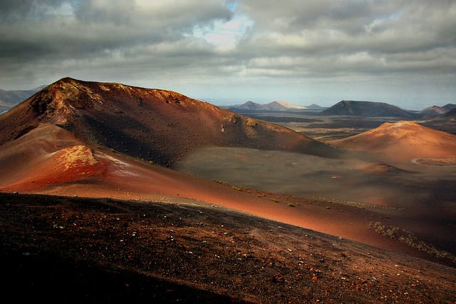 Timanfaya National Park