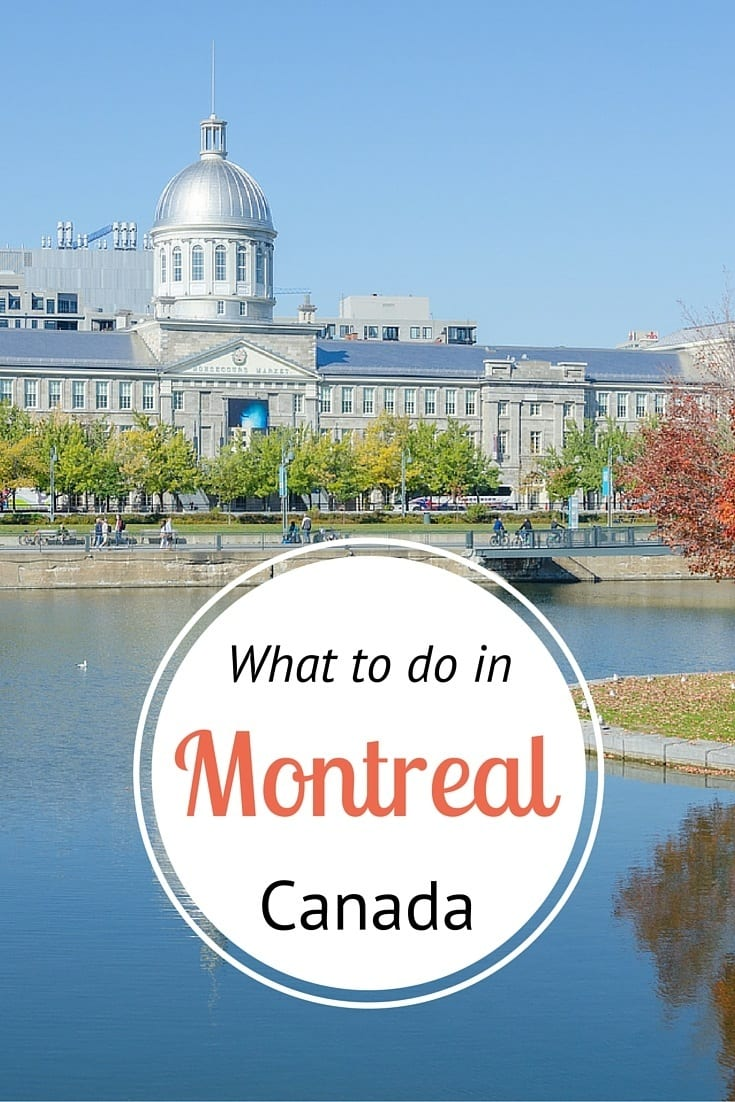 Insiders Guide - What to do in Montreal, Canada.
