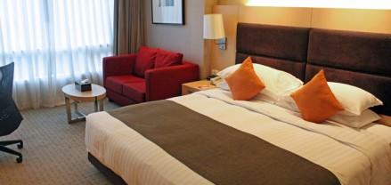 Bangkok hotel room