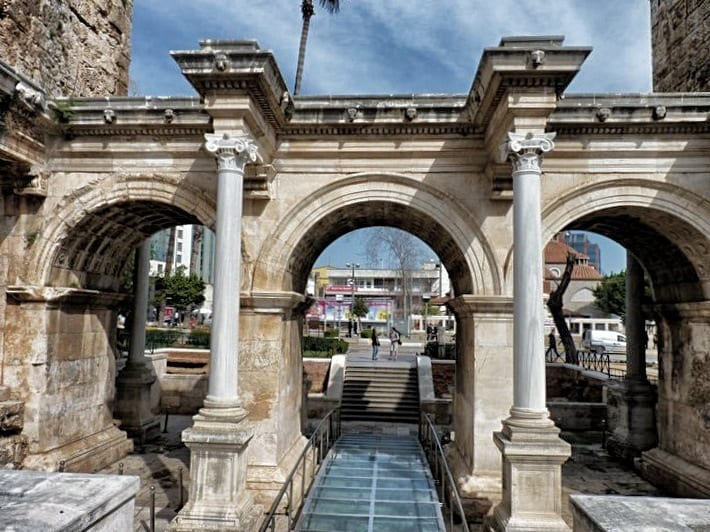 What to Do in Antalya Turkey