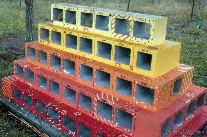 Honeycomb Valley Farm bee hives