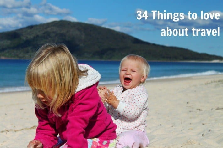 Things I love about travel