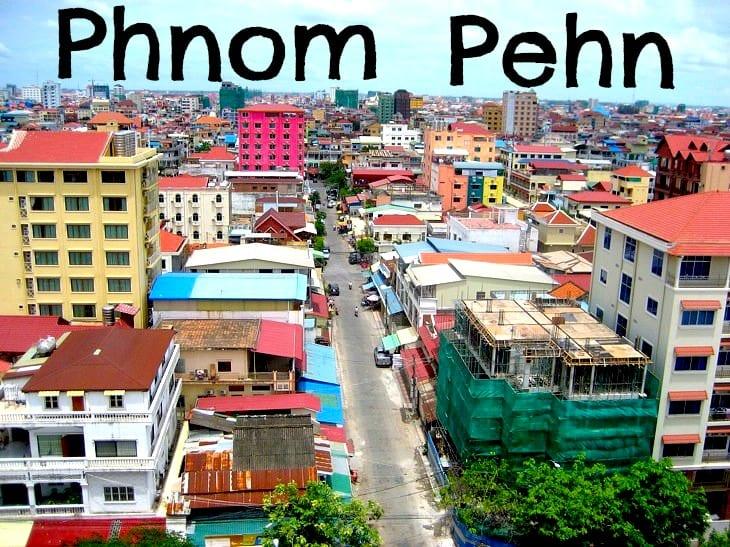 travel things phnom penh cambodia