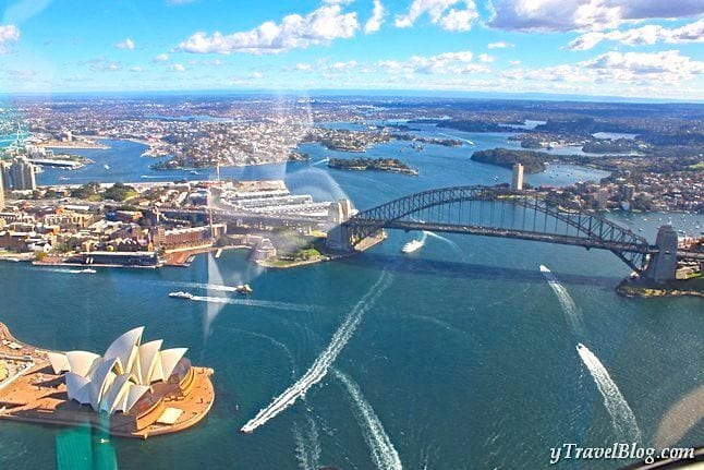 Experience Sydney, Australia by Helicopter