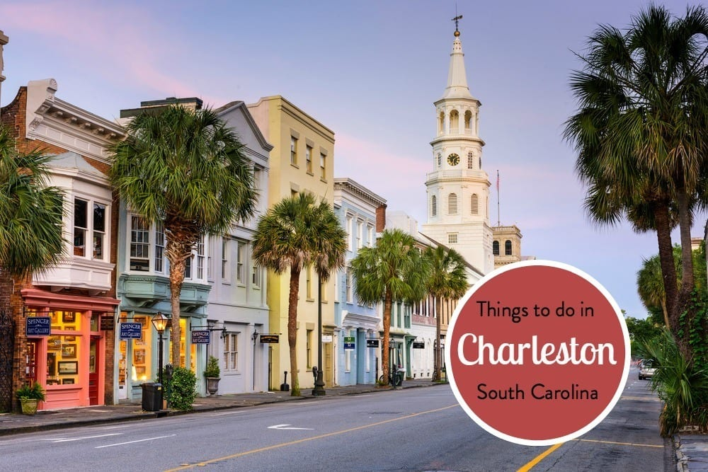 Insiders Guide - What to Do in Charleston, SC
