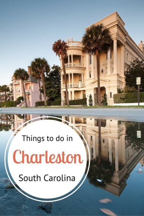 What to do in Charleston, South Carolina. An insiders guide to travel in Charleston. Great tips here!
