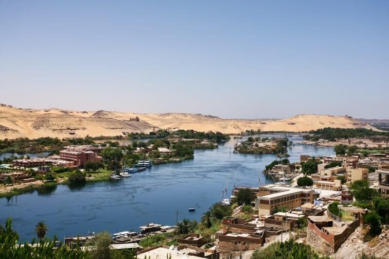 River Nile Cairo Egypt
