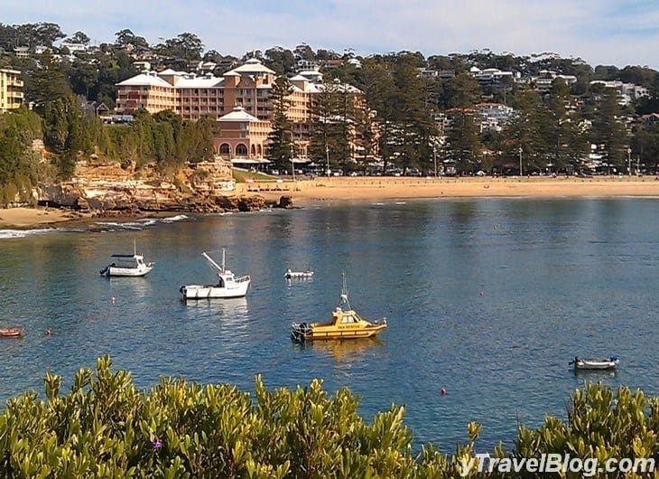 Terrigal - one of the best day trips from Sydney, Australia
