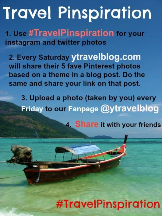 Travel Pinspiration Rules