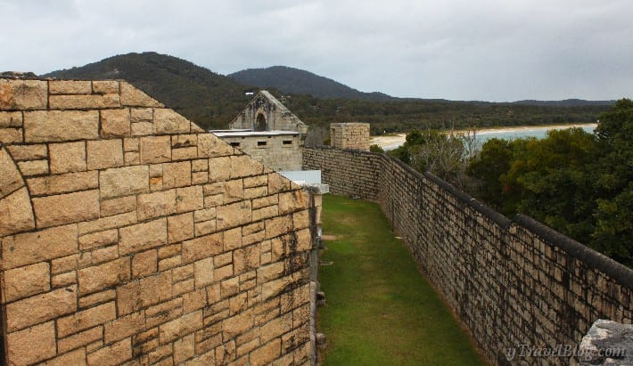 Trial Bay Gaol South West Rocks