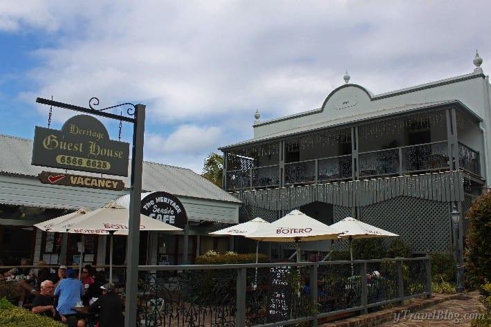 cafe South West Rocks