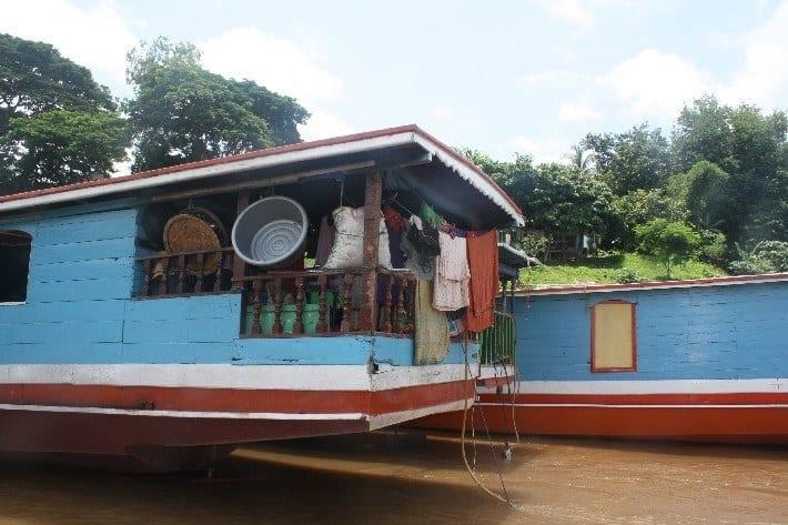 slow boat laos